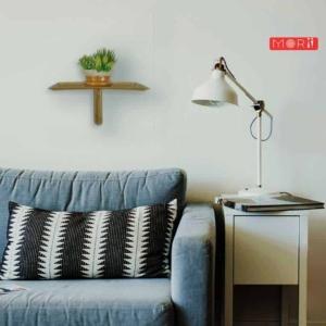 Dazzling Wall Shelf-LAGOM ROYAL GOLD – 1unit