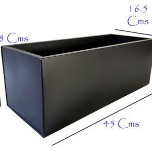 Rectangle Planter GREENNEST TOOLBOX – 1 box planter