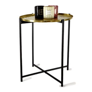 Limited Edition- Accent Table Golden Lift Top Coffee Table (1 unit)